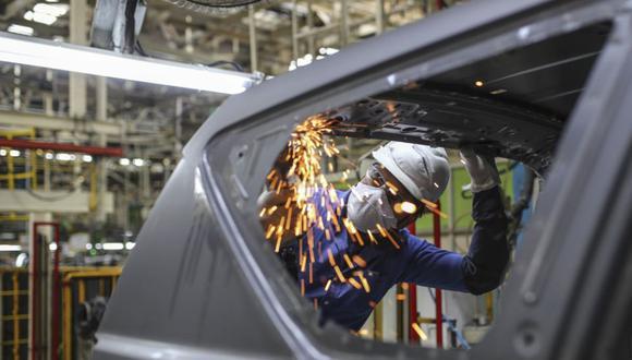 Antes del 2020, VW había superado a Toyota en ventas anuales desde el 2015. Photographer: Dhiraj Singh/Bloomberg