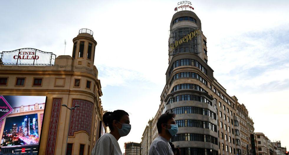El turismo supone un 12% de los 1.24 billones de euros (US$ 1.4 billones) del Producto Bruto (PBI) español. (AFP / Gabriel BOUYS).