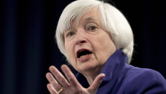 En el intercambio con Yellen, que estará físicamente en Bruselas, no solo participarán los ministros de la eurozona, sino también los del resto de la Unión Europea (UE). (Foto: AP).