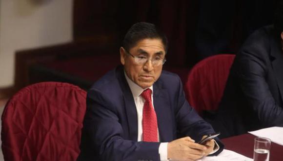 César Hinostroza actualmente se encuentra en España afrontando un proceso de extradición. (Foto: Agencias)