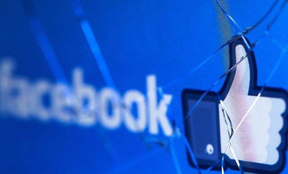 Facebook se cayó en varias partes del mundo e internautas lo lamentan. (Foto: AFP)