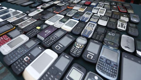 Celulares de bajo precio (Foto: GEC)