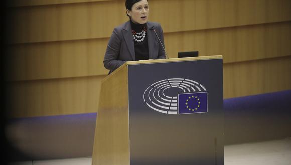 """La Comisión Europea advirtió de que la falta de transparencia salarial """"hace que los trabajadores no conozcan cómo su salario se compara con el de otros colegas del sexo opuesto haciendo un trabajo por el mismo valor"""". (Foto: EFE/EPA/OLIVIER HOSLET)"""