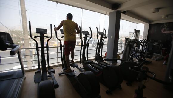 En gimnasios de Lima se pueden encontrar planes de suscripción trimestrales desde S/ 300 hasta planes anuales con un costo promedio de S/ 975. (Foto: GEC)