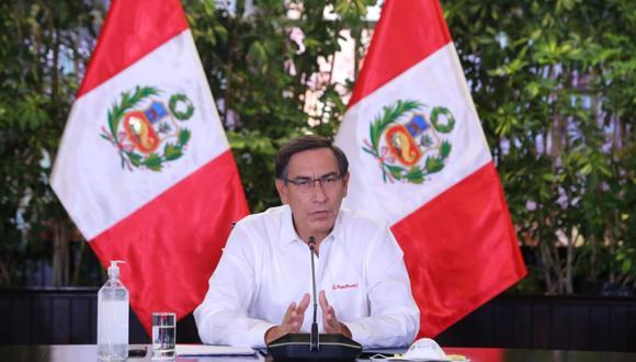 Fármacos Ivermectina e Hidroxicloroquina serán distribuidos en hospitales para tratamiento de pacientes con COVID-19. (Foto: Presidencia del Perú)