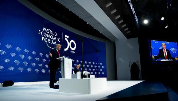 No faltarán observadores que califiquen la reunión en Davos de esta semana como un gesto vacío, pero los multimillonarios tienen razón en una cosa: ignorar la desigualdad y el cambio climático ya no es una opción. (Foto: Bloomberg)