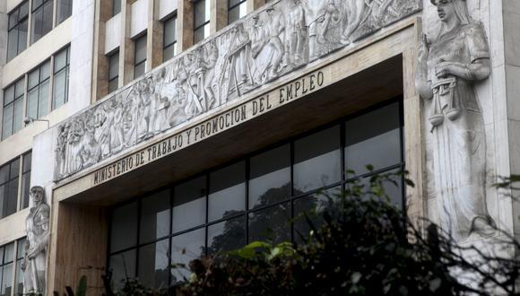 En cada caso, el MTPE garantizará la reserva de la identidad del denunciante y una investigación objetiva e imparcial. (Foto: GEC)