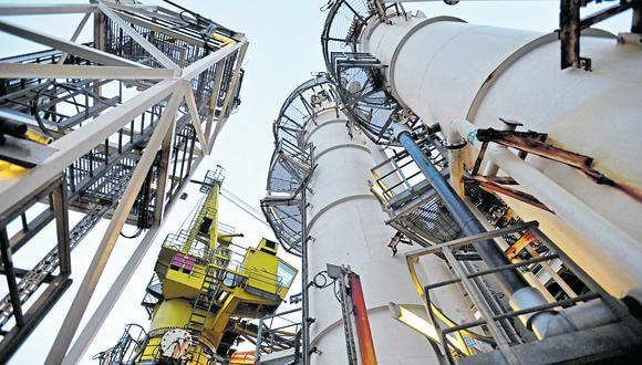 Producción de petróleo crudo. Se incrementó en 27.72% en agosto pasado, acumulando un crecimiento de 4.19% en el año, a ese mes. (Foto: Bloomberg)