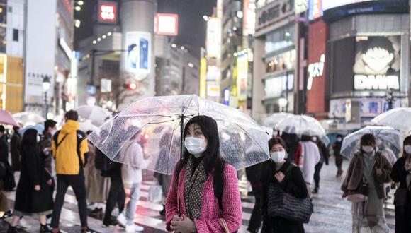 Japón entra en nuevo estado de emergencia. (Foto: Charly TRIBALLEAU / AFP).