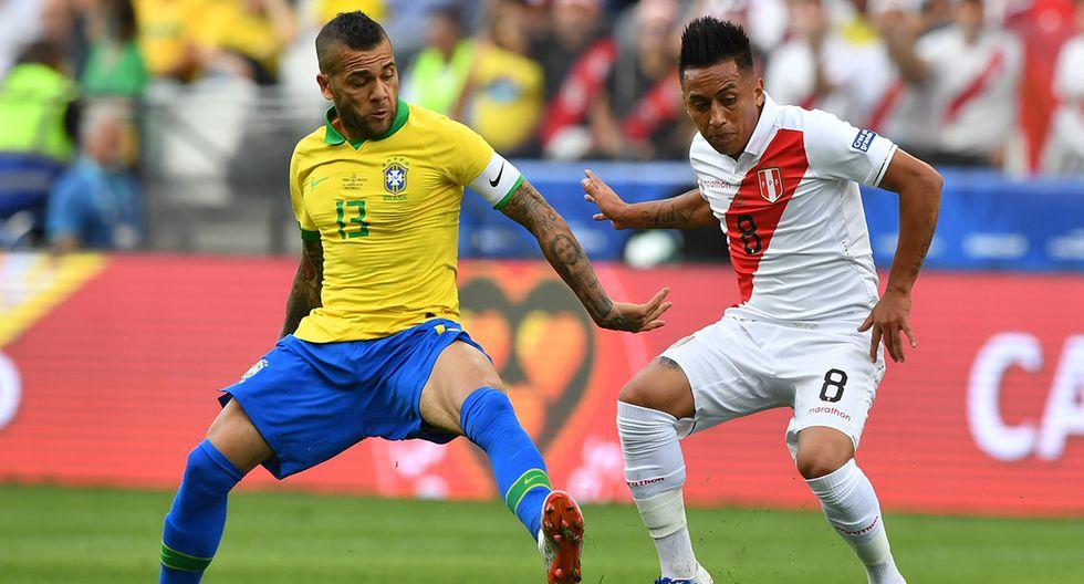 Brasil viene de golear a Perú en el último enfrentamiento entre ambos cuadros. (Foto. AFP)