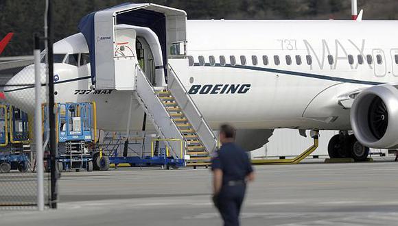 Desde el accidente en Etiopía, las acciones de Boeing han caído un 12%, perdiendo US$28,000 millones de su valor de mercado. (Foto: AP)