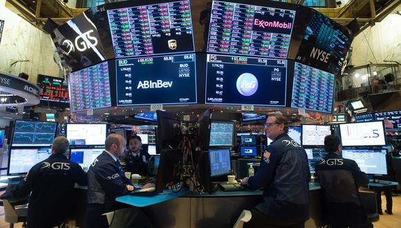 Hoy difundieron unos resultados trimestrales mejores de lo esperado de Bank of America y Goldman Sachs, ambas con un aumento en sus beneficios a nivel trimestral y anual. (Foto: AFP)
