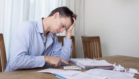 ¿Cómo lograr limpiar las deudas? (Foto: Difusión)