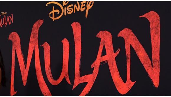 """""""Mulán"""" sale el mismo fin de semana que Warner Bros estrena su película de ciencia ficción """"Tenet"""" en los cines de Estados Unidos que han abierto (70% del total a capacidad reducida)."""