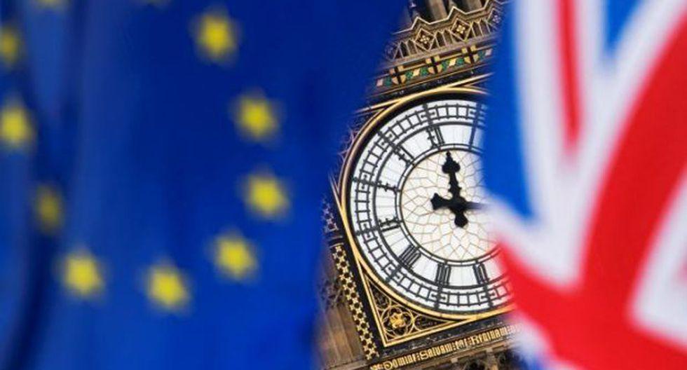 El Reino Unido tiene previsto retirarse de la Unión Europea el próximo 29 de marzo. (Foto: EFE)