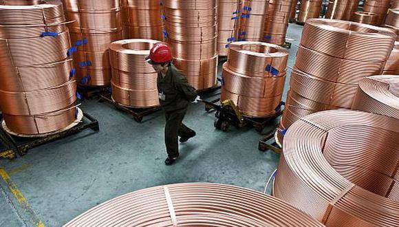 Lo más probable es que los precios del cobre sigan bajo presión durante el resto del año. (Foto: AP)