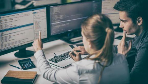 Así como se ha observado una rotación en nuevos perfiles ejecutivos en área TI, también se observó una alta retención por parte de las empresas, señala PageGroup. (Foto: Getty Images)