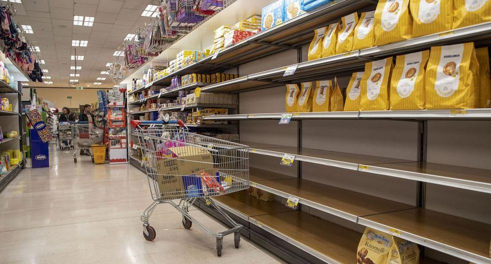 """Una prolongada crisis podría conducir a una """"escasez real"""", comenzando por las frutas y las verduras, antes de impactar los alimentos básicos, asegura la ministra de Agricultura alemana, Julia Kloeckner. (Foto: Bloomberg)"""