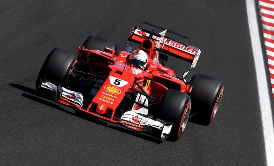 FOTO 2   Sebastián Vettel (Ferrari). Alemania. ¿Aprenderá de los errores cometidos en el 2018? ¿Cómo se comportará Ferrari sin un título mundial desde 2008?. (Foto: Sky Sports)