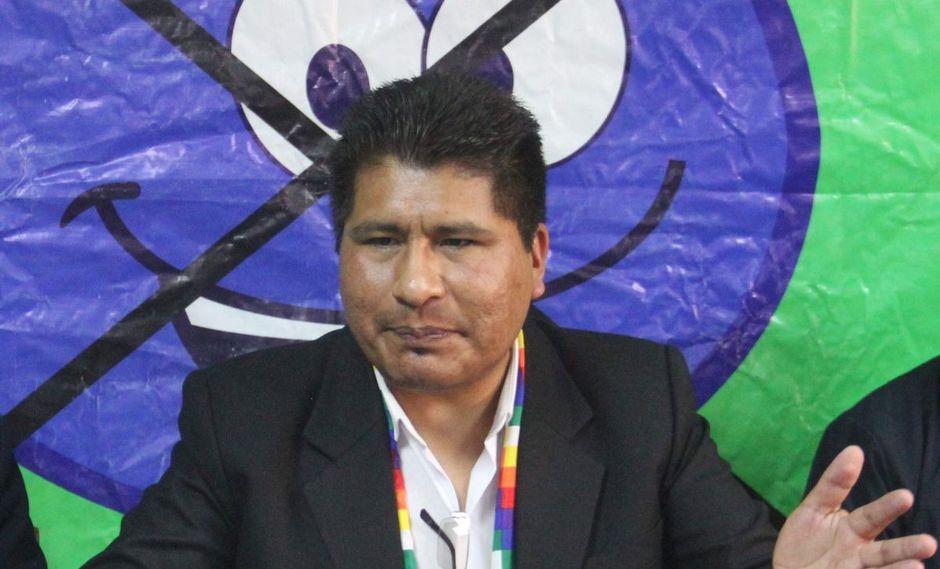 Walter Aduviri (Foto: GEC)