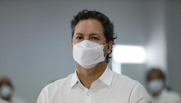 Daniel Salaverry ahora es candidato presidencial por Somos Perú. (Foto: Miguel Yovera / GEC)