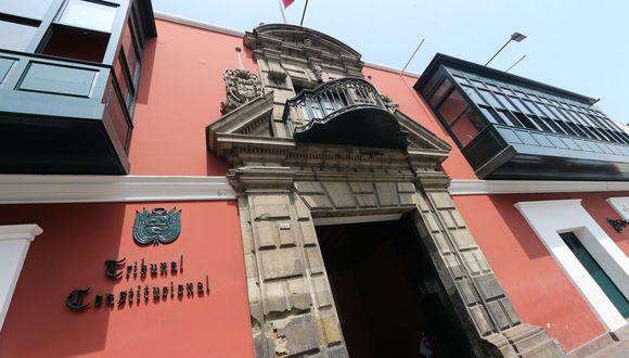 El Tribunal Constitucional falló a favor de Telefónica en demanda que presentó contra la Sunat. (Foto: GEC)