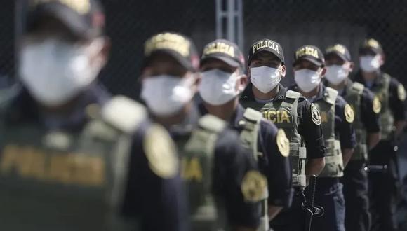 Congresistas de Acción Popular piden a Francisco Sagasti restituir a generales de la PNP