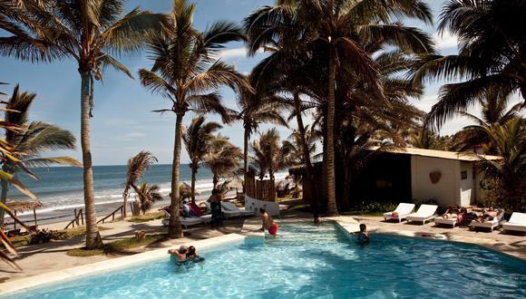 Máncora es una de las playas piuranas más populares. (Foto: GEC).