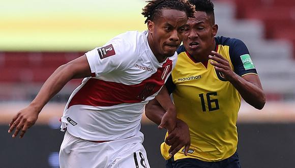 Perú disputa su tercer encuentro en el torneo contra Ecuador. Aún no se tiene claro el monto por clasificar a cuartos de final. Solo el primer lugar asegura US$ 10 millones. (Foto: AFP)