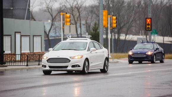 Vehículos autónomos. (Foto: Difusión)