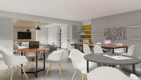 Este nuevo proyecto está ubicado en Lince, a pocas cuadras del Centro Empresarial de San Isidro.