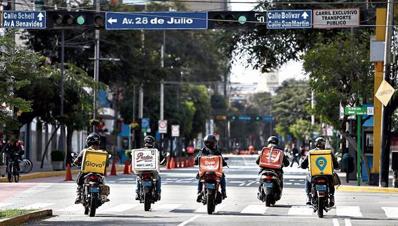 El Gobierno levantó la inmovilización social obligatoria de los domingos en todo el país. (Foto: Francisco Neyra / GEC)