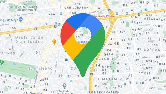 Google Maps: los pasos para crear una lista con los lugares a visitar. (Foto: Google)
