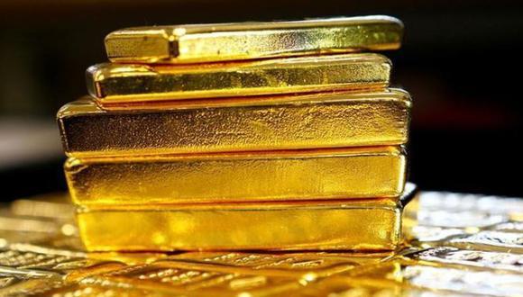"""""""Hay una fuerte presión sobre el oro todavía. Mantenerse por sobre los US$ 1,450 es importante para el metal"""", dijo el analista de Commerzbank Eugen Weinberg. (Foto: Reuters)"""