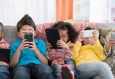 EsSalud: uso excesivo de tecnología tiende a reducir habilidades sociales de niños