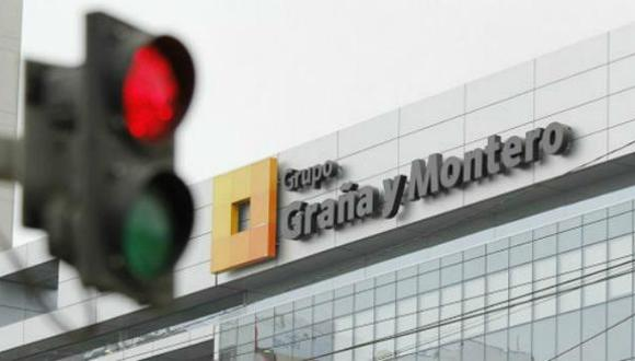La empresa Graña y Montero negocia un acuerdo de colaboración eficaz con el Ministerio Público. (Foto: GEC)