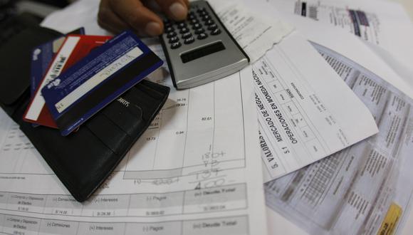 La reprogramación de una deuda de crédito bancaria permite mantener el récord crediticio intacto. (Foto: GEC)