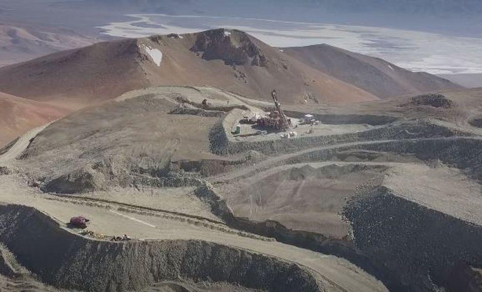 Proyecto de oro Fenix Gold Chile Rio2 Limited