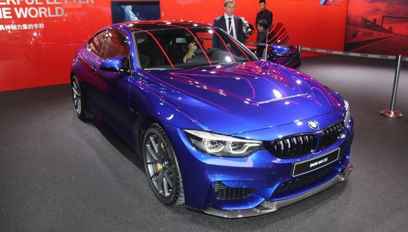 BMW logró tener una participación del 54% en julio. (Foto: Archivo GEC)