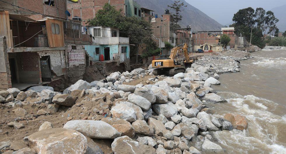 Las compañías aseguradoras han desembolsado 644 millones de dólares como parte de sus obligaciones ante los daños ocasionados por El Niño Costero en 2017. (Foto: GEC)