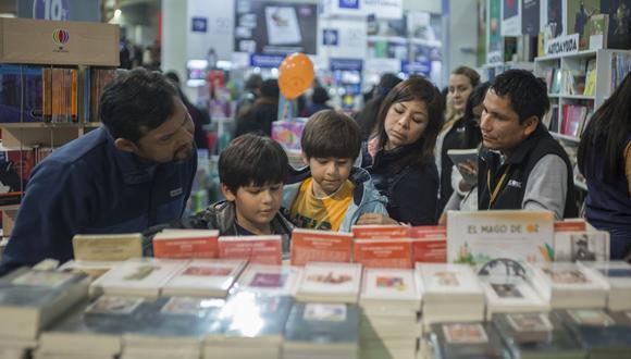 La Feria del Libro de Lima se dio por primera vez de manera virtual. Lo mismo pasará con eventos como Perú Moda.