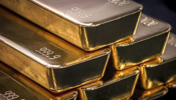 Analistas prevén que el oro puede tener dificultades supere la barrera psicológica de US$ 1,800 por la preferencia de inversionistas de refugiarse en el dólar. (Foto: AFP)