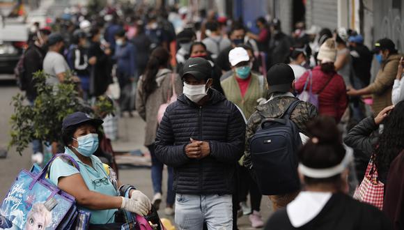Coronavirus Perú | Minsa reportó 6.308 nuevos casos confirmados de COVID-19  y el número acumulado llega a 663.437 | Estado de emergencia nndc | PERU |  GESTIÓN