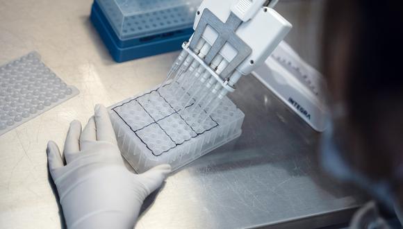 Reino Unido ya tiene asegurado el suministro de vacunas para el 2021, por lo que la producción que salga del nuevo centro de fabricación no será necesaria hasta el próximo año. Photographer: Roy Liu/Bloomberg via Getty Images
