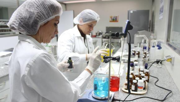 Exportaciones peruanas de químicos caerían 20% a cierre de año. (Foto: GEC)