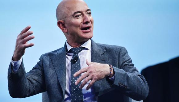 Jeff Bezos. (Foto: AFP)
