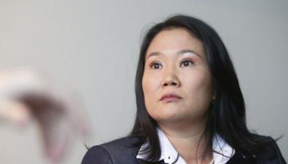 Los argumentos esgrimidos por Keiko Fujimori son ilógicos, dijo el magistrado. (Foto: GEC)
