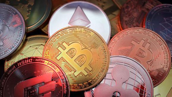 La capitalización de mercado del mercado de criptomonedas cayó un 10% el lunes a menos de US$1.94 billones, desde los US$ 2.17 billones del sábado pasado. (Foto: Reuters)