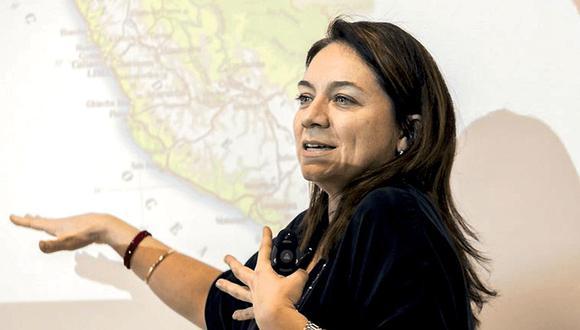 Amora Carbajal Schumacher cuenta con más de 15 años de experiencia ocupando diversos cargos públicos y privados en el sector del turismo y comercio internacional. (Foto: PromPerú)