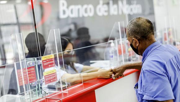 El Banco de la Nación amplió el horario de atención en 79 agencias. (Foto: GEC)